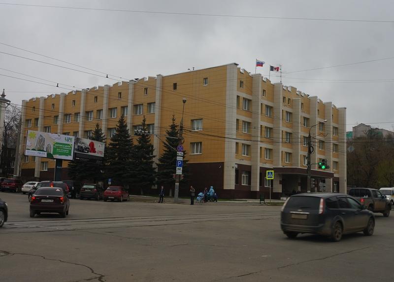 Первомайский районный суд. Фото: ©«ДЕНЬ.org»