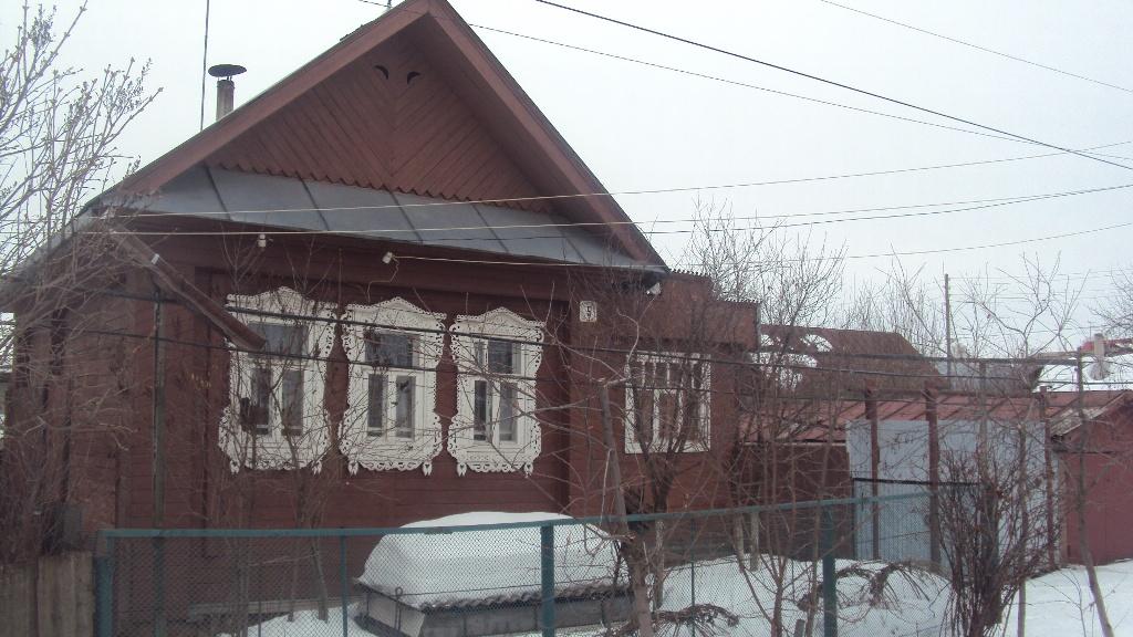 Дом семейства Асмандьяровых. Фото: «ДЕНЬ.org»