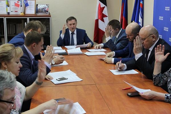Фото: пресс-служба УРО партии «Единая Россия»