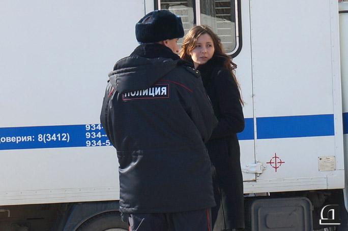 """Следователь Анастасия Ахметгареева расследует """"дело Генералова""""."""