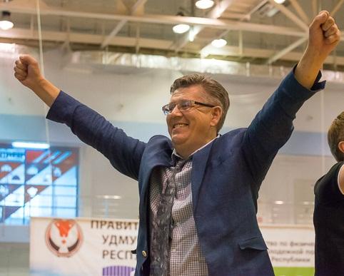 Игорь Царев доволен успешным стартом. Фото: МФК «Прогресс»