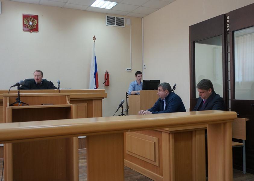 Судебное заседание по делу Кайгородова. Фото: © «ДЕНЬ.org»
