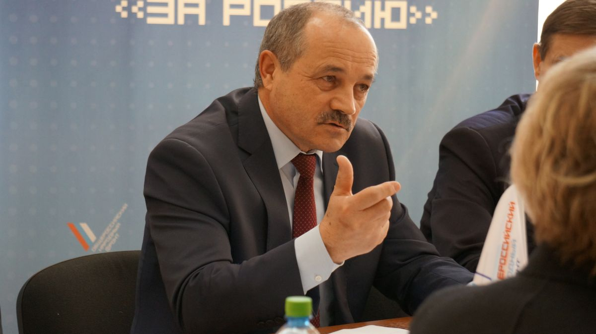 Николай Говорин. Фото: © «ДЕНЬ.org»