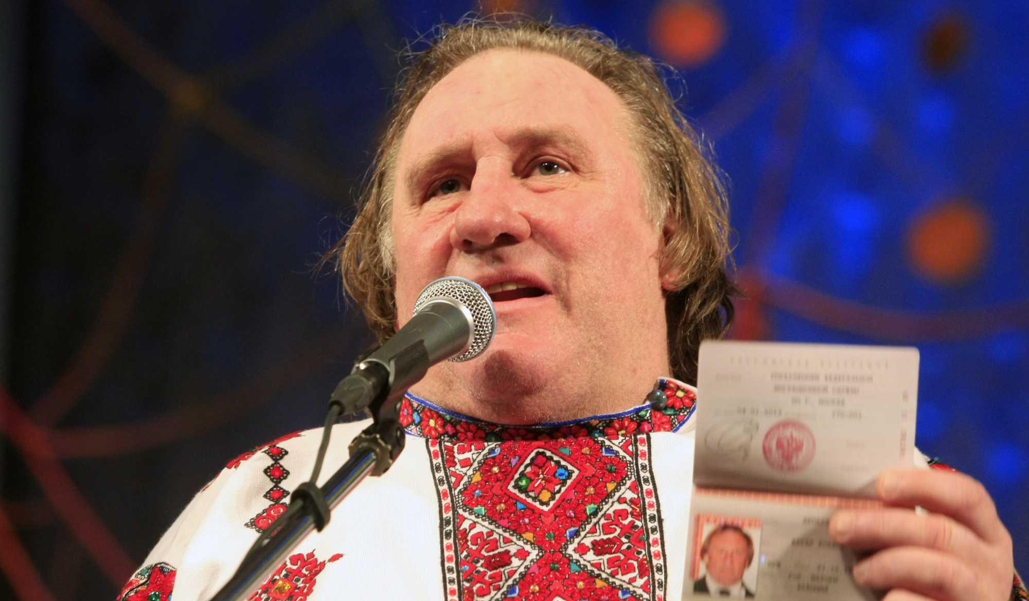 Жерар Депардье, видимо, хорошо изучил региональные финансы, поскольку решил осчастливить своими налогами именно Мордовию, один из самых закредитованных регионов. Фото: sukharenko.com