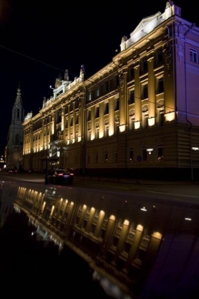 Штаб-квартира «Роснефти» в Москве. Фото: rosneft.ru