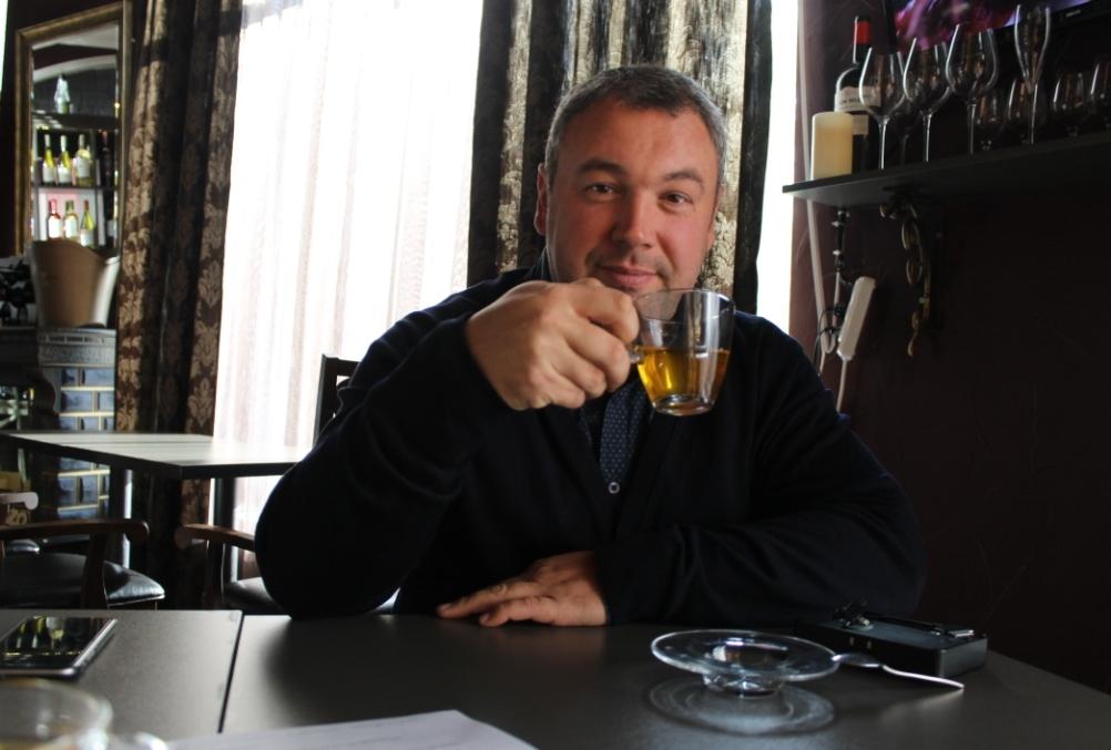 Кирилл Барков. Фото: © «ДЕНЬ.org»