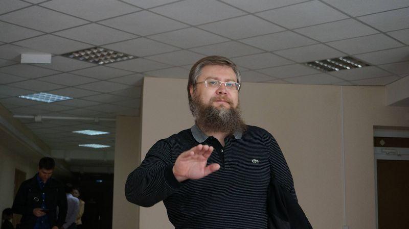 Директор ООО «Арт-Мастер»  Дмитрий Игошин. Фото: © «ДЕНЬ.org»