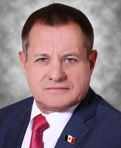 Юрий Макшанов. Фото: glazov-gov.ru
