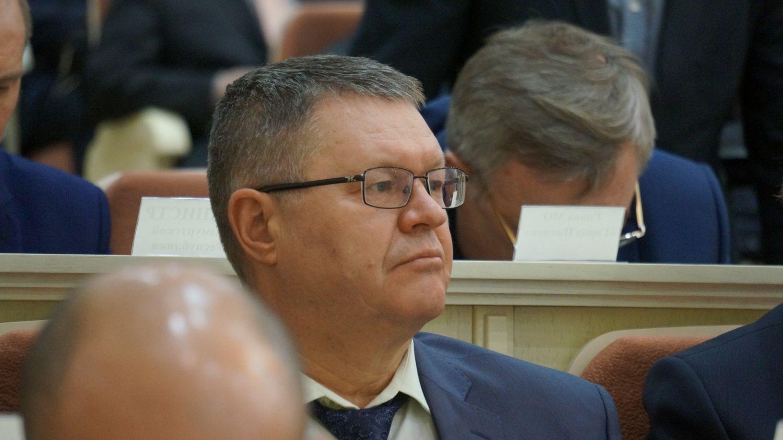 Глава Минэкономики УР Михаил Зайцев. Фото: © «ДЕНЬ.org»
