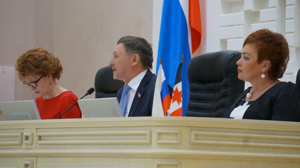 Софья Широбокова, Владимир Невоструев, Светлана Кривилева. Фото: © «ДЕНЬ.org»