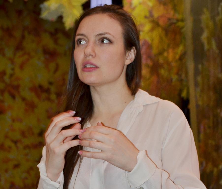 Мария Баянкина. Фото: Александр Поскребышев