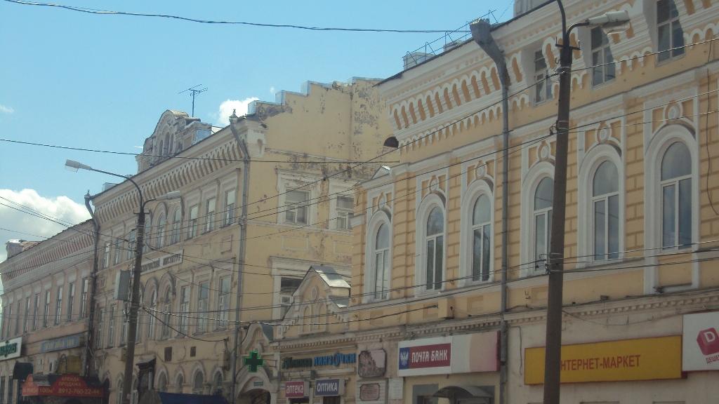 Многие здания в центре города выполнены в стиле модерн. Фото: © «ДЕНЬ.org»