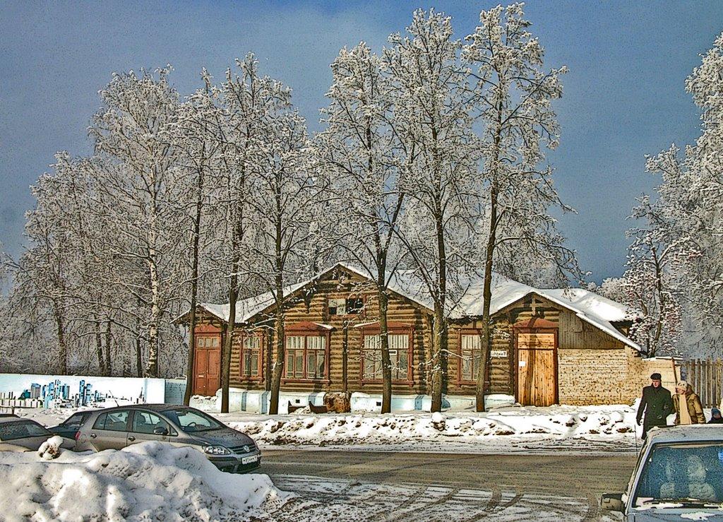 Один из ныне снесенных домов. Фото: mapio.net (Boris Busorgin)