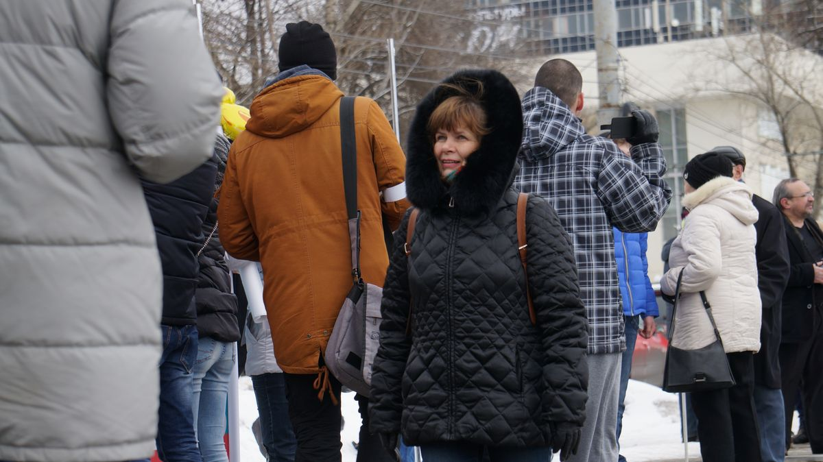 Людмила Сабурова. Фото: © «ДЕНЬ.org»