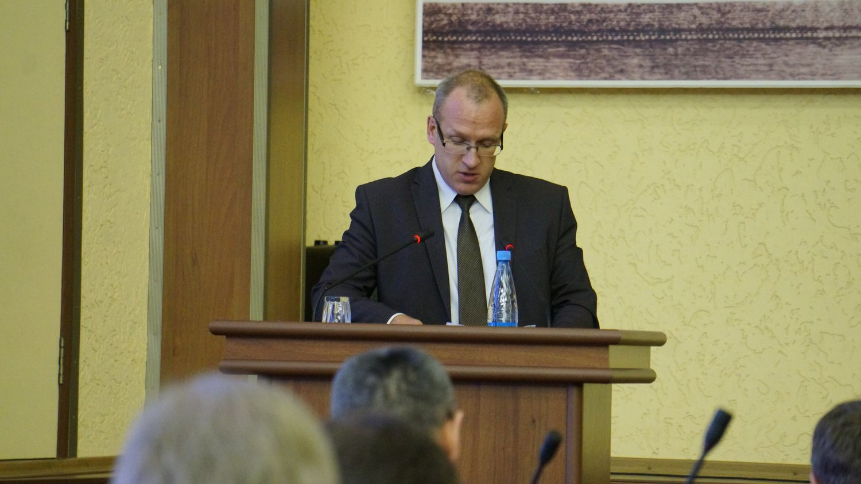 Дмитрий Чулкин. Фото: «ДЕНЬ.org»