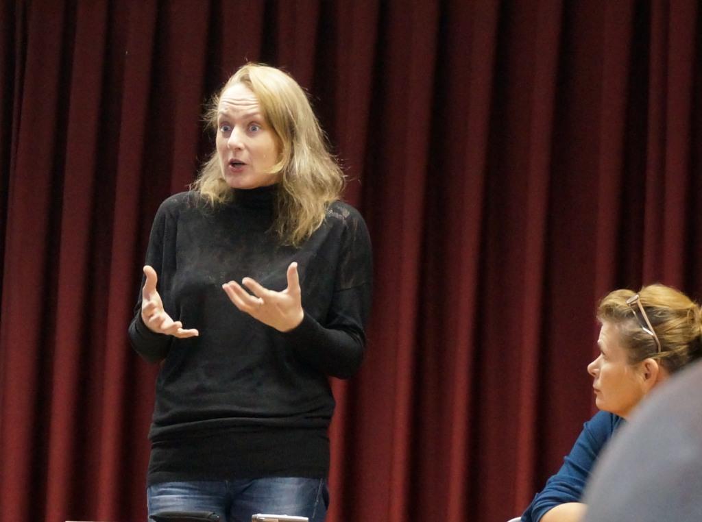 Екатерина Рейхнер. Фото: © «ДЕНЬ.org»