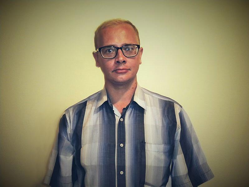 Александр Шишкин. Фото ©День.org