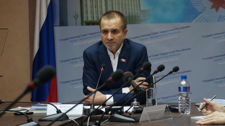 Фарид Юнусов. Фото: ©«ДЕНЬ.org»