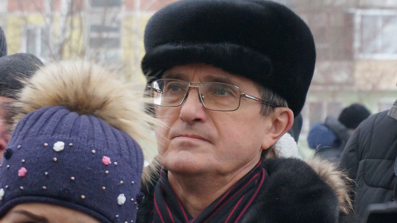 Рауф Кутдузов. Фото: © «ДЕНЬ.org»