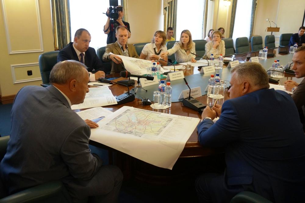 Встреча главы УР с активистами. Фото ©День.org