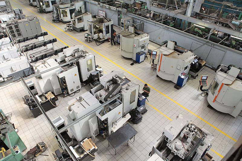 Масштабная технологическая модернизация повышает требования к поставщикам. Фото пресс-службы концерна «Калашников»