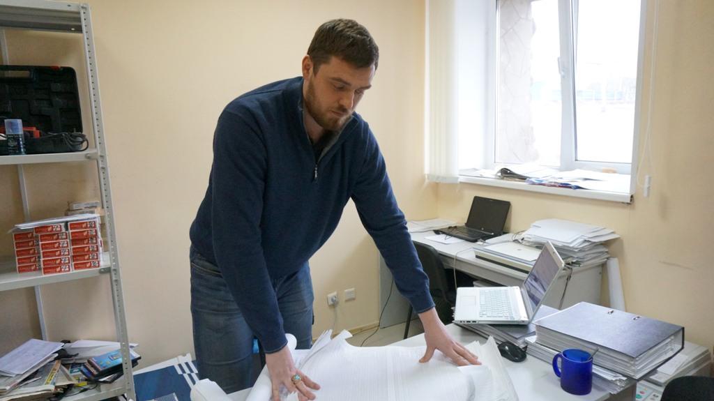 Александр Феденев. Фото: © «ДЕНЬ.org»
