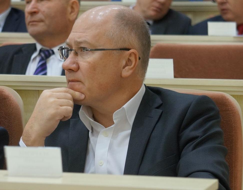 Андрей Маркин. Фото: «ДЕНЬ.org»