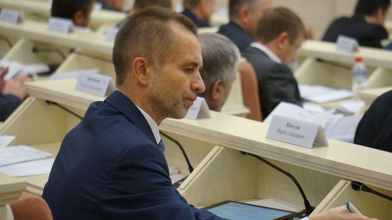 Фарид Юнусов. Фото: © «ДЕНЬ.org»