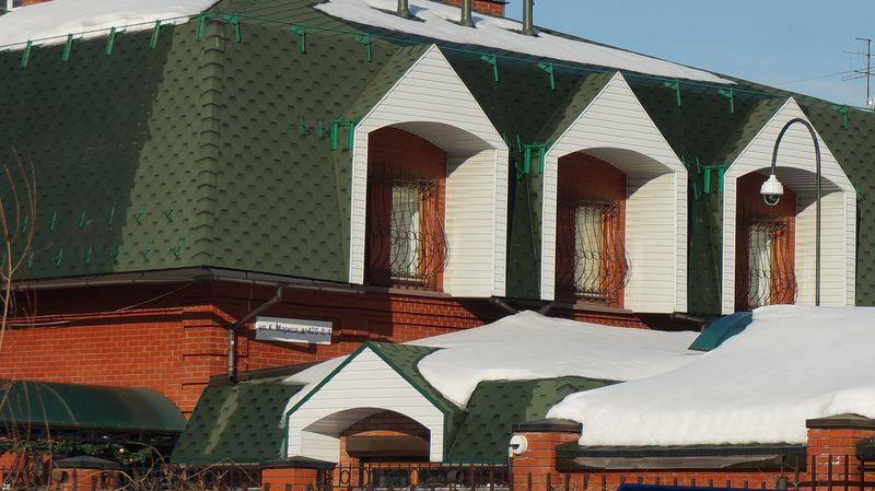 Квартиры размещены на 3-4 уровнях таунхаусов. Фото: © «ДЕНЬ.org»