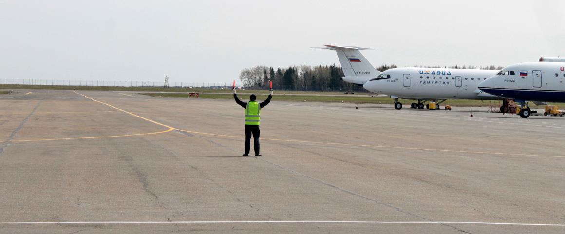 Аэропорт «Ижевск». Фото: udmurt.media