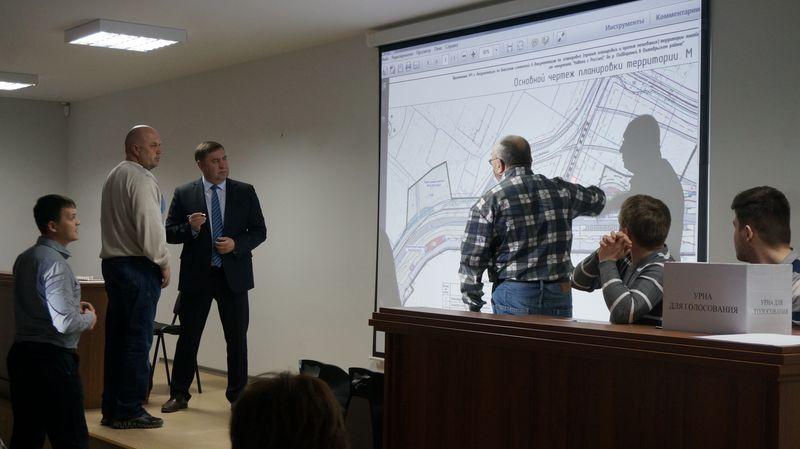 На самом деле проект планирования был разработан давно, сейчас его лишь слегка «осовременили». Фото: © «ДЕНЬ.org»