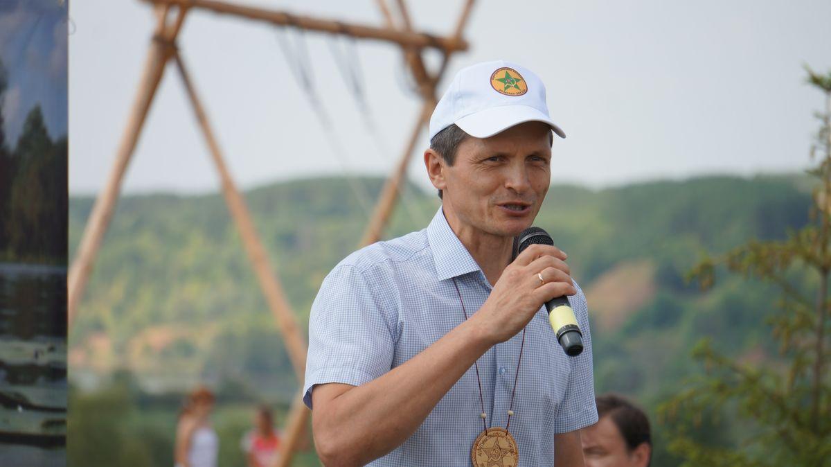 Сергей Русинов. Фото ©«ДЕНЬ.org»