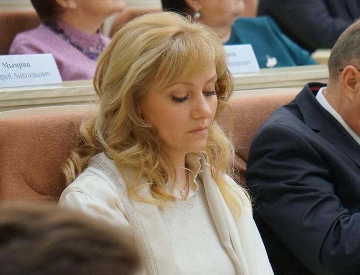 Рада Смаева. Фото: © «ДЕНЬ.org»