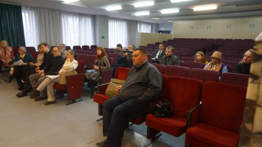 Михаил Назаров (в центре кадра). Фото: © «ДЕНЬ.org»