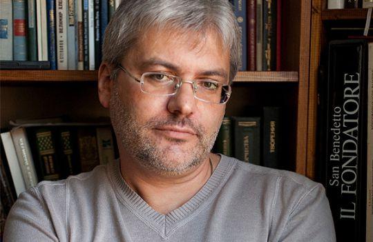 Евгений Водолазкин. Фото http://totaldict.ru