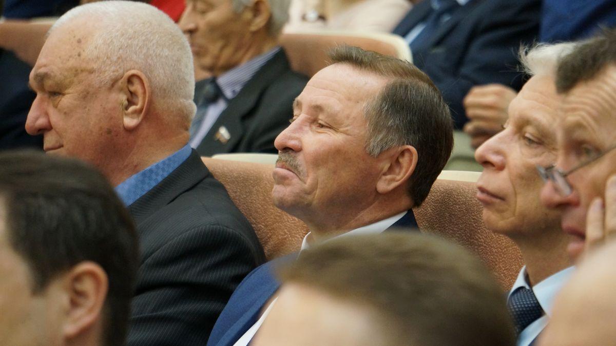 Главы муниципальных образований на сессии Госсовета УР. Фото: © «ДЕНЬ.org»