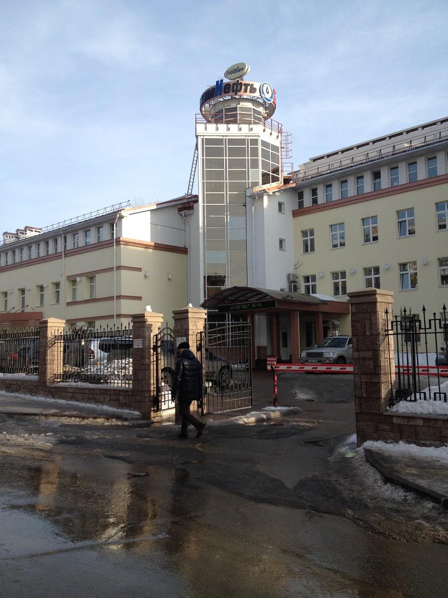 Главный конкурент «наступает на пятки» «Удмуртнефти». Фото: © «ДЕНЬ.org»