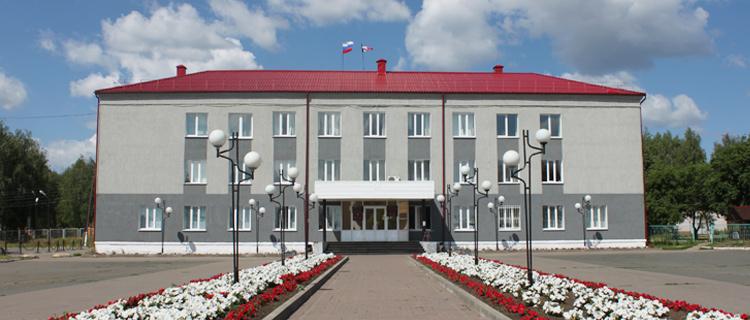 Здание администрации Малопургинского района. Фото: malayapurga.ru