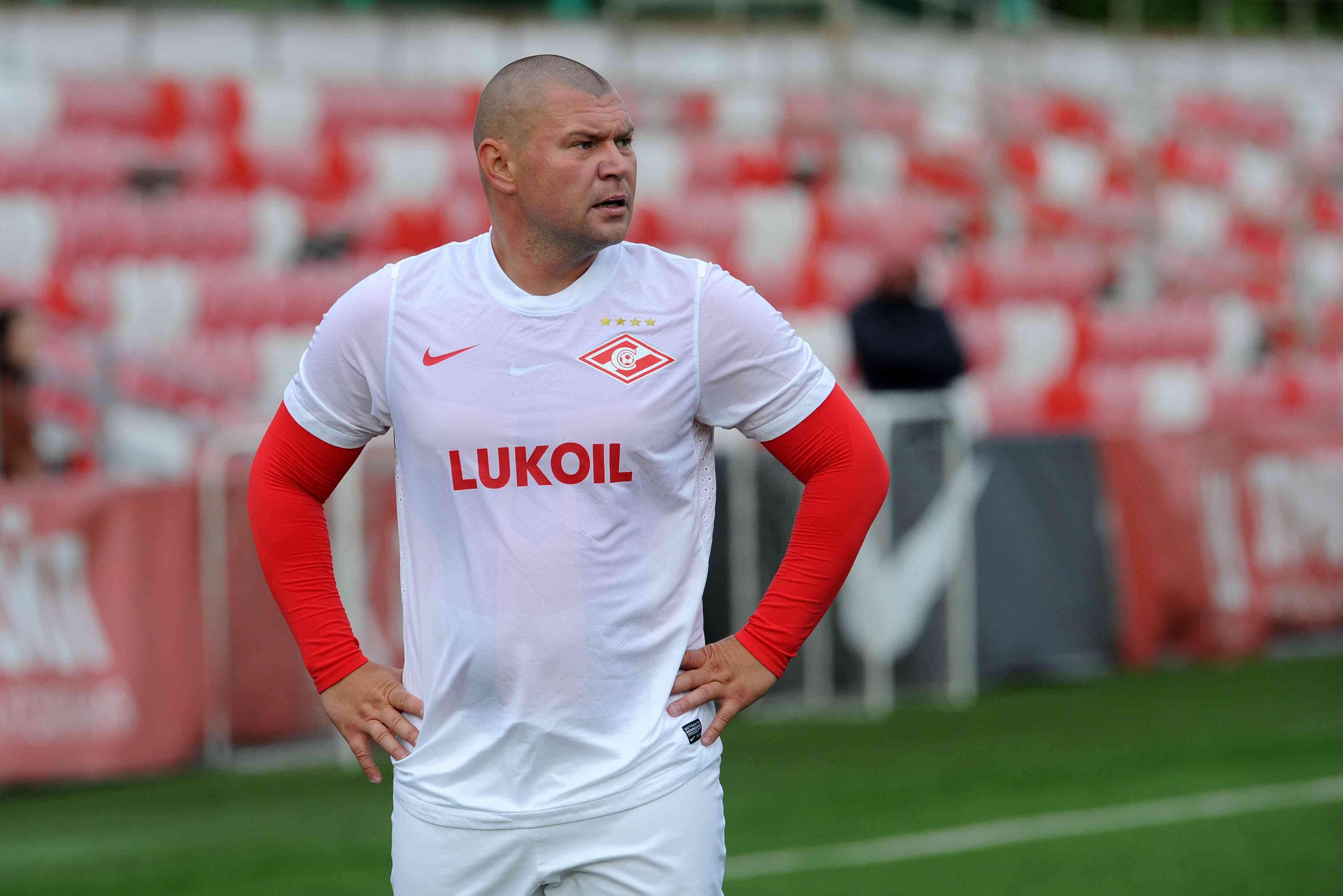 Дмитрий Кудряшов. Фото: sport-express.ru