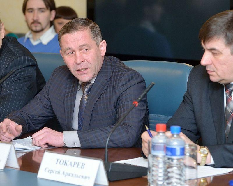 Алексей Стрелков и Сергей Токарев. Фото udmurt.ru