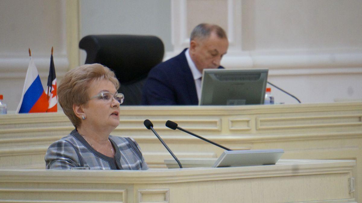 Наталья Сударикова. Фото: «ДЕНЬ.org»
