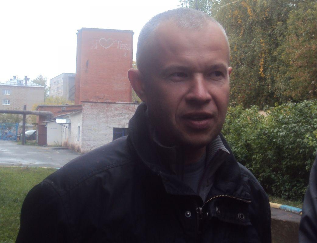 Михаил Немтинов. Фото: © «ДЕНЬ.org»