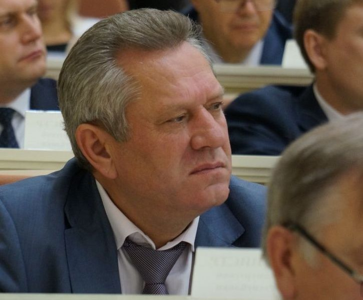 Заместитель министра транспорта и дорожного хозяйства УР Александр Михайлович Соловьев. Фото: ©«ДЕНЬ.org»