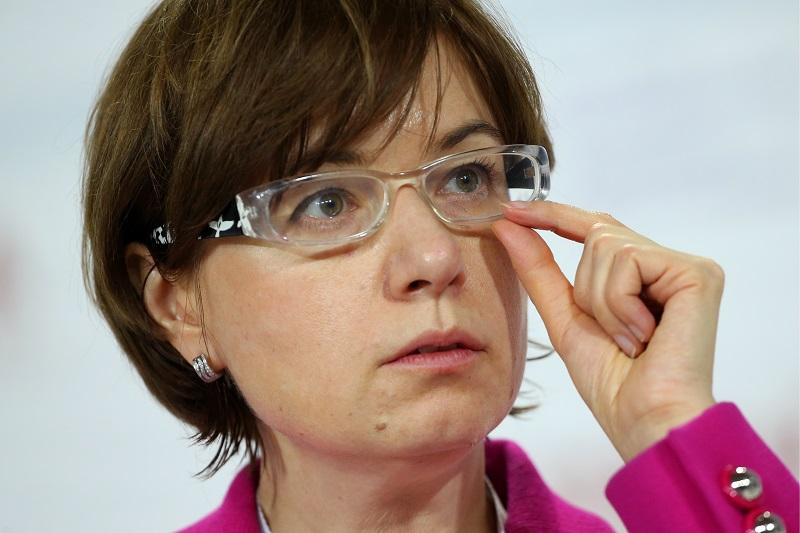 Ксения Юдаева обещает инфляцию 4%. Фото: foto-tur.ru