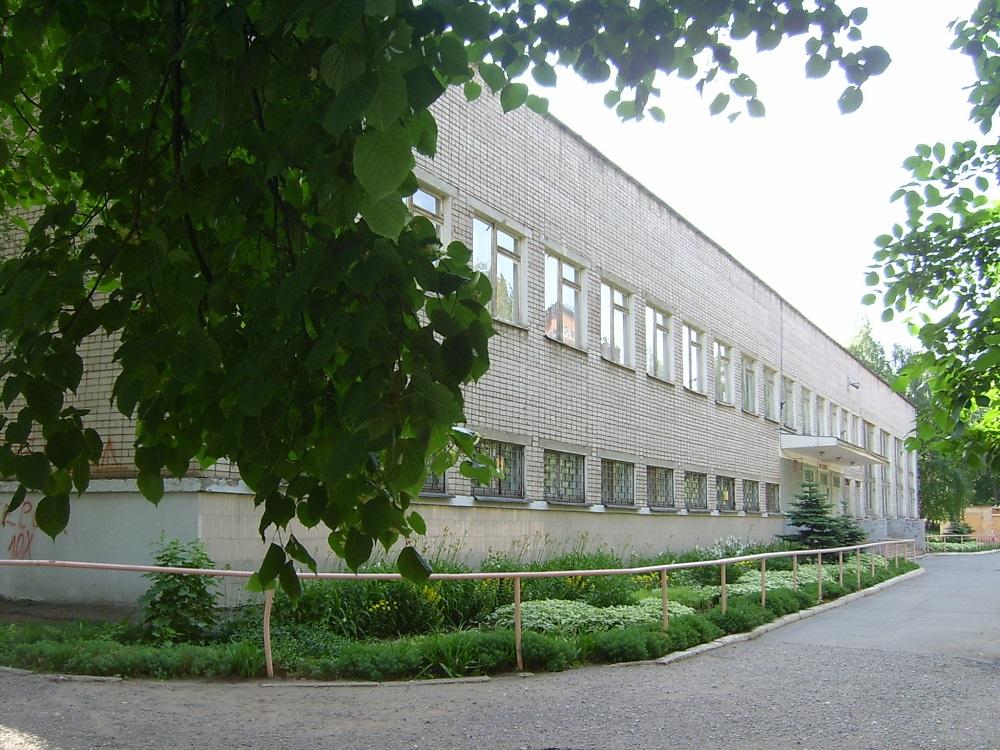 Средняя общеобразовательная школа № 11. Фото: ciur.ru