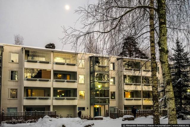 Типовая пятиэтажка в Финляндии. Фото: liveinternet.ru