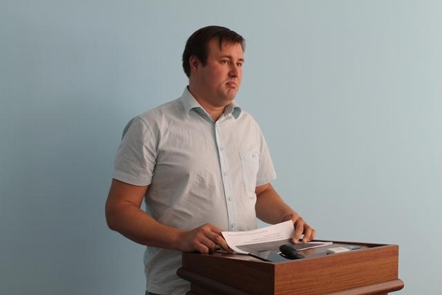 Александр Куншин. Фото: информационно-аналитическое управление администрации Ижевска.