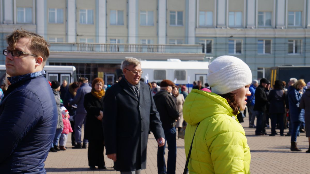 Глава Ижевска Юрий Тюрин. Фото: © «ДЕНЬ.org»