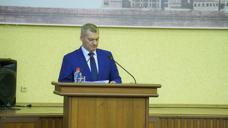Эдуард Теслев. Фото: © «ДЕНЬ.org»