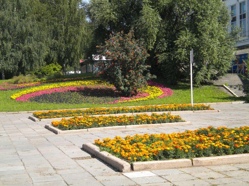 Центральная площадь. Фото ©День.org